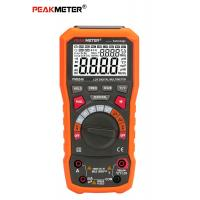 High Accuracy Auto Range Digital Multimeter With LCR / LCR TESTER And Dual Display Manufactures