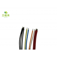 0.8 1.0 1.25mm Pitch PVC Insulated Wire For Medical Industry Manufactures