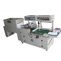 Buy cheap L Sealing Automatic Shrink Wrap Machine / Shrink Wrapping Machinery 150 Mm from wholesalers