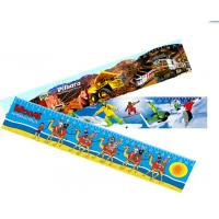 3d ruler3D effect lenticular ruler /custom 3d motion ruler Manufactures