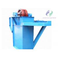 THG Type High Strength Cement Bucket Elevator With Adjustable Speed Motor Manufactures