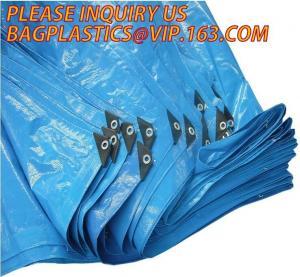 60gsm, 120gsm, 160gsm, 220gsm, 260gsm LDPE Laminated High Density Polyethylene HDPE PE Tarpaulin,1000d pvc coated terpal Manufactures