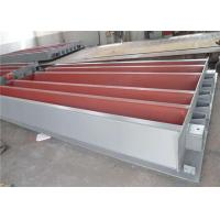 6 - 18 Meters Length Portable Weighbridge Patented Modular Fold Out Design Manufactures