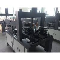 Sturdy Custom Box Making Machine Automatic Control System 50Hz Voltage Manufactures