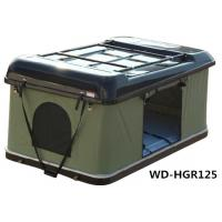 ABS Hard Lid Roof Top Tent Automobile Accessories For 2 Person Camping Parts Pop Manufactures