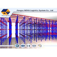 Drive In Racking System Corrosion Protection Manufactures