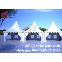 Buy cheap Durable Classical Pagoda Party Tent For Different Kinds Of Festivals from wholesalers