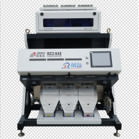 Industrial CCD 4T/H Cereal Grain Color Sorter Machine Manufactures