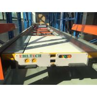Buy cheap Red / Blue Medicine Warehouse Storage AS/RS Shuttle Car Racking System SGS from wholesalers