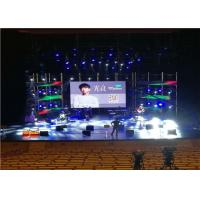 Buy cheap Stage Outdoor Rental LED Screen P6.9 With Die Casting Aluminum from wholesalers
