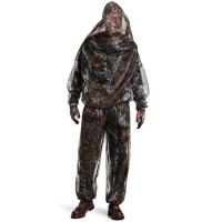 Lightweight Camouflage hunting suit Mesh Suit Mesh Camo Suit with Gloves Manufactures