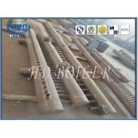 Durable Boiler Headers And Manifolds Coal Fired Heat Exchanger ASME Standard Manufactures