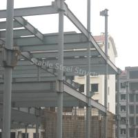 Factory Manufacturer Steel Structure Workshop with Corrugated Roofing Sheets Manufactures