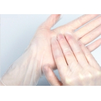 Hand Clear Powder Free Nitrile Exam Vinyl PVC Gloves Manufactures