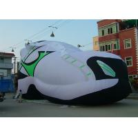 Customized Shoes Inflatable Model Silk Printing Airtight / Safe / Enviroment Conceded Manufactures