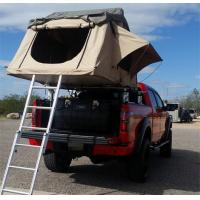 Popular Automatic 4 Person Roof Top Tent Car Sunscreen Leak Proof Camping Manufactures