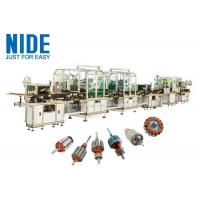 Mixer / Armature Motor Production Line Fully Automatically CCC Approved Manufactures