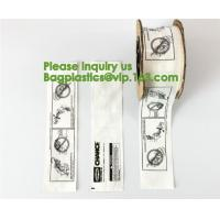 Pre Opened Plastic Bags on Rolls - Pre Open Auto Machine Bags,Rollbag Pre-Opened Bags On A Roll For Auto Baggers bagease Manufactures