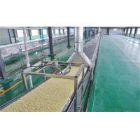 304 Sus Non - Fried Instant Noodle Making Machine For Food Processing Manufactures