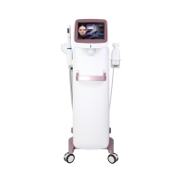 Buy cheap Skin Tightening 5D 4D HIFU Beauty Machine 200W from wholesalers