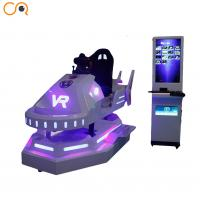 2500w Racing Car Advance Games Virtual Reality Simulator 9d VR Experience Manufactures
