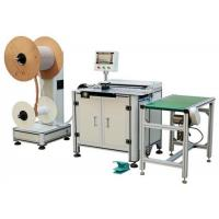 """DWC-520 From 1/4"""" to 7/8"""" Twin Loop Wire Spool Binding Machine With Binding Hanger attachment Manufactures"""