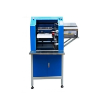 Factory Price NBW-450 Automatic Binding Machine For Plastic Single Spiral Coils Manufactures