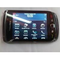 Original blackberry unlock code Torch 9800 3G Wifi mobile phone with A-GPS support Manufactures
