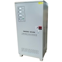 TNS-60KVA Three Phase AC Full Automatic Electrical Voltage Stabilizer Manufactures