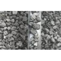 Solid Pitch Coke Fuel With S 0.2% As Carbon Additive Low Porosity Manufactures