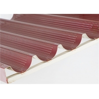 800x600x40mm 0.7mm PTFE French Stick Baking Trays Manufactures