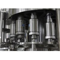 SUS304 Carbonated Soft Drink Filling Machine Manufactures
