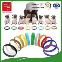 Heavy Duty Reusable Hook And Loop Cable Ties Roll For Fabric Silk Printing Logo Manufactures