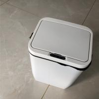 12L Household Rubbish Bin With Large Capacity Rechargeable Battery Manufactures
