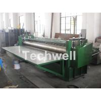 G550Mpa 0.18mm Cold Roll Forming Machine , Glazed Tile Roll Forming Machine Manufactures