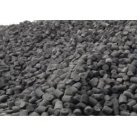 Foundry Industry Cylinder Formed Coke , Low S Coke Material Substitute Product Manufactures