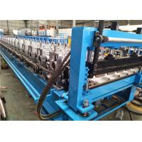 High Speed Stand Pillar Roof Panel Roll Forming Machine , Roll Forming Equipment Manufactures