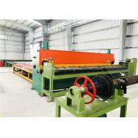 Buy cheap Hexagonal Wire Mesh Machine 4300mm Working Width With Touch Screen PLC Control from wholesalers