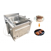 Commercial Single Cylinder 300L Fried Chicken Cooking Machine Manufactures
