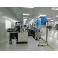 Buy cheap High Speed Disposable Breathing Mask Production Equipment Full Automatic Face from wholesalers