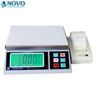 white electronic digital weighing scale / high precision weighing scales Manufactures