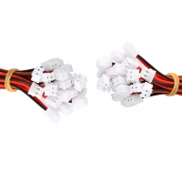 2.54mm 2 Pins 100m Electronic Wiring Harness Manufactures