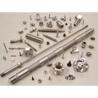 Carbon Steel Precision Turned Parts Powder Coating For Military Industry