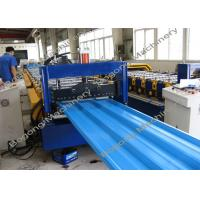 Color Steel Metal Roofing Sheet Roll Forming Machine China Supplier