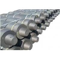 Steel Making Graphite Rod Electrodes HP High Power Grade Low Resistivity Manufactures