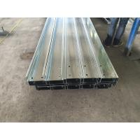 Z / C Section Purlins Channel Steel Galvanized / Polished For Construction Manufactures
