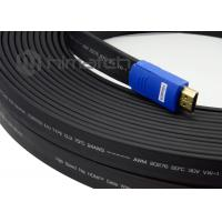 High Speed Industrial HDMI Cable A To A HD Full High Definition 1080P For LCD Display Manufactures