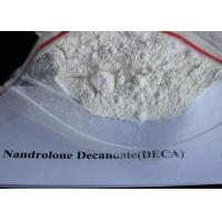White Powder CAS 7207-92-3 Deca Durabolin Steroid , Nandrolone Decanoate Powder SGS Approved Manufactures