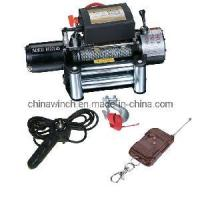 8500lbs Car Winch Manufactures