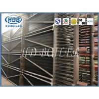 SA210A1 Steel Boiler Economizer Heat Exchange Part ISO9001 Certification Manufactures